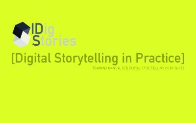Digital Storytelling guide available in all partners' language