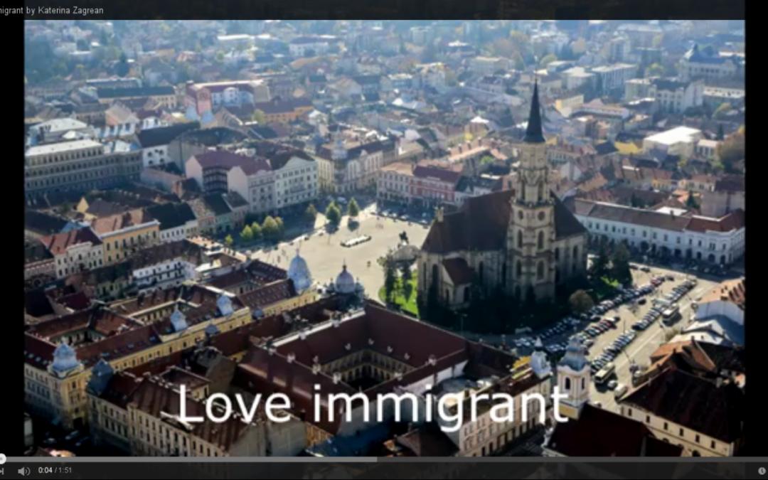 Love immigrant