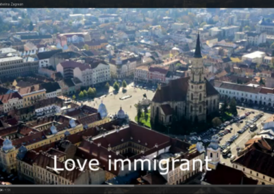 Love immigrant