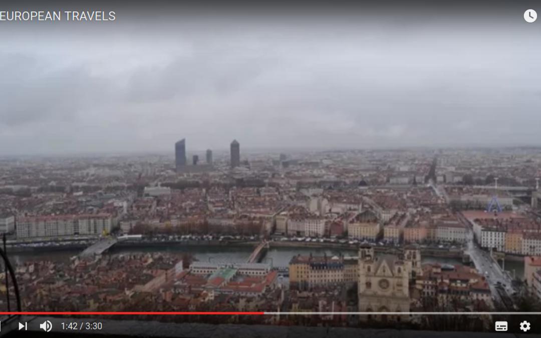 My European Travels