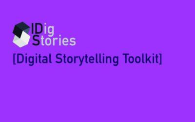 """Everyone interested in creating digital stories is invited to a workshop: """"Digital Story Telling – praktyczne wykorzystanie narzędzi ICT w edukacji"""""""
