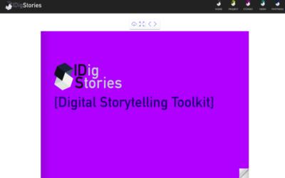 DOWNLOAD GRATUITO DELLA GUIDA E DEL TOOLKIT SUL DIGITAL STORYTELLING